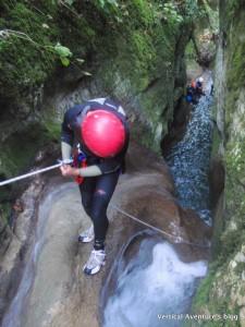 Canyon du Grenant