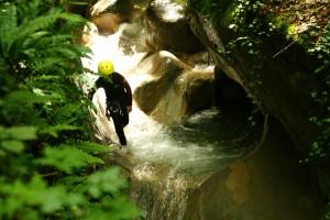 Canyon du Ternèze, Massif des Bauges
