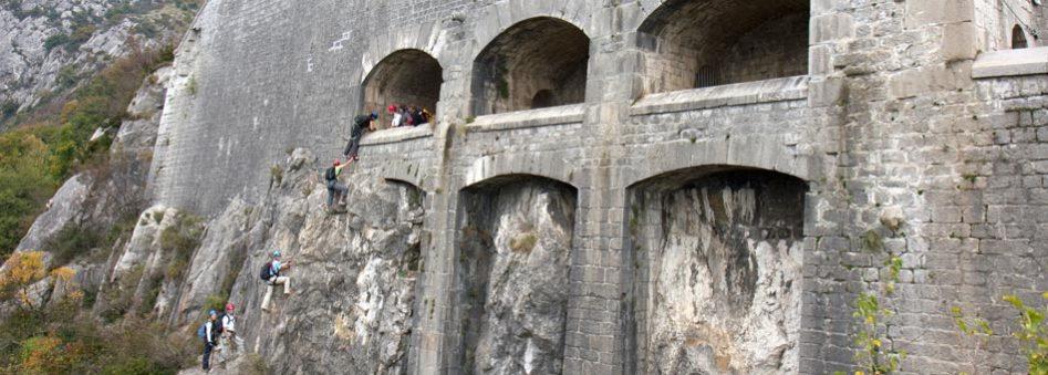 Ascension de la muraille de la Bastille