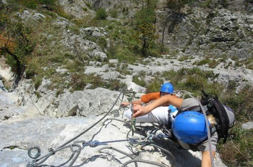 Article : Via Ferrata de Thônes
