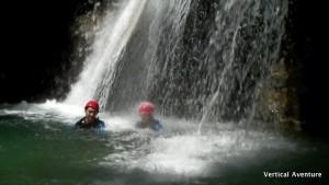 Canyon de l'Alloix