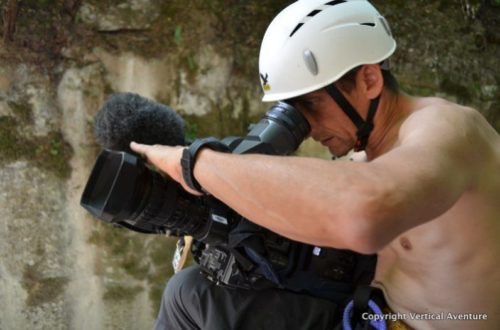 Article : FRANCE 3 reportage au Furon, Canyon du Vercors
