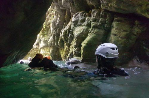 Article : Faut-il savoir nager pour le canyoning ?