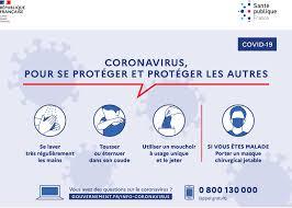 Coronavirus consignes pour se protéger et protéger les autres