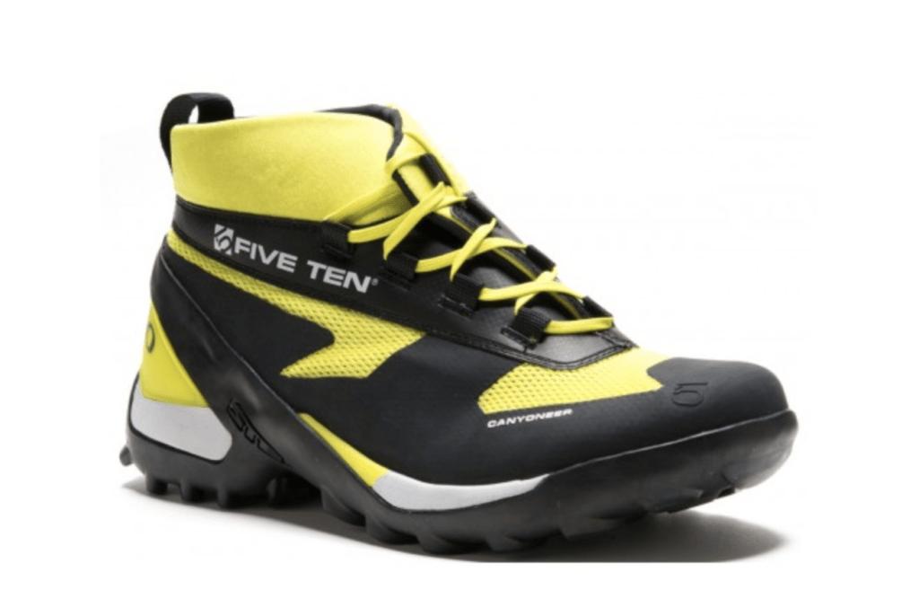 Five teen une référence en chaussure de canyoning